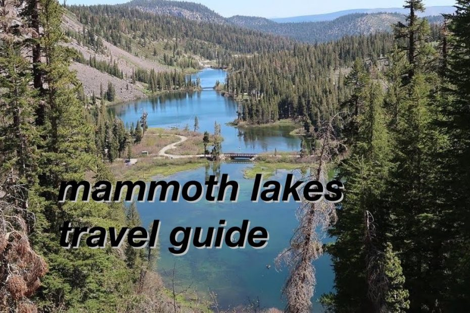 twin lakes CA camping travel guide 2021