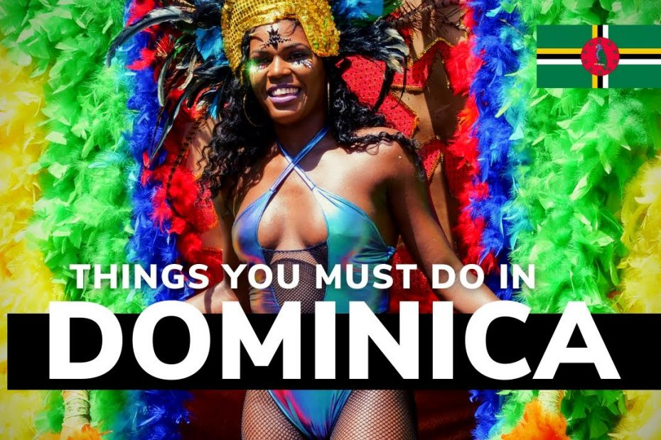 5 Things you MUST DO in Dominica    Caribbean Travel Guide