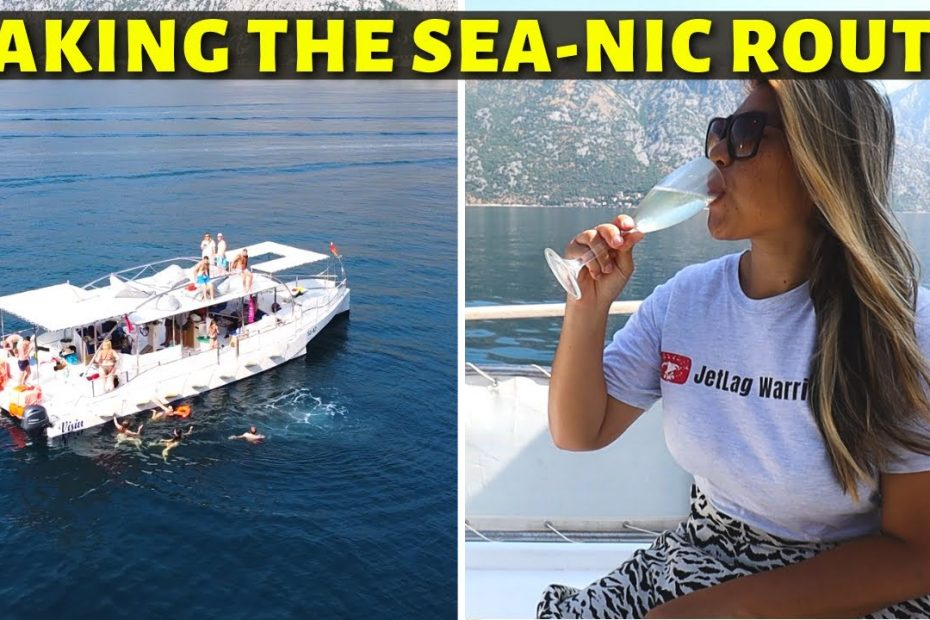 EPIC CRUISE TOUR in Kotor Bay (Took our breath away!)- MONTENEGRO TRAVEL GUIDE 2021