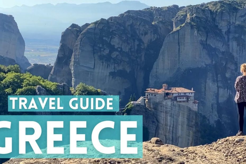 Greece Travel Guide - Off the Beaten path   North, South, East, and West, WITH ISLANDS!