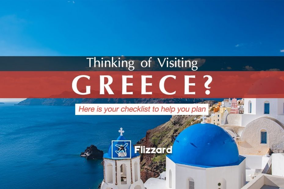 Greece Travel Guide for US Citizens