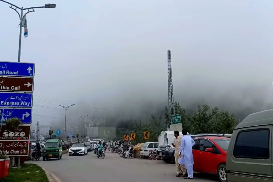 Murree weather Today | Travel Guide |Current Point