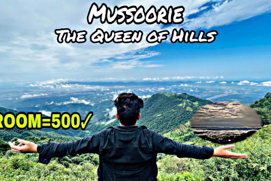 Mussoorie After Rainfall   Night Life Of Mall Road   Mussoorie Travel Guide   Mussoorie Vlog ❤️❤️ 