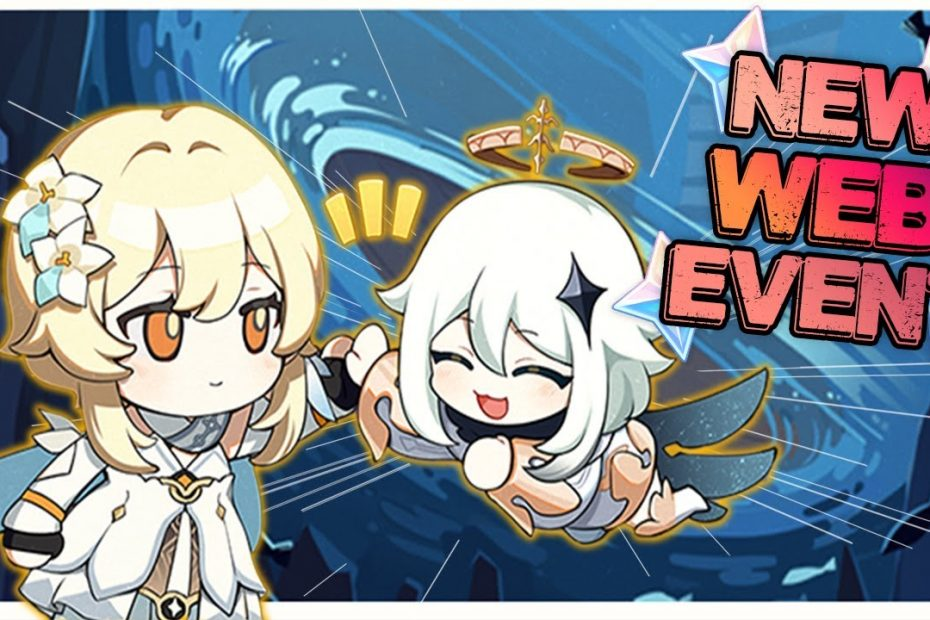 Mysterious Voyage WEB EVENT |COMPLETED GUIDE| |FREE 120 PRIMOGEMS| Genshin Impact