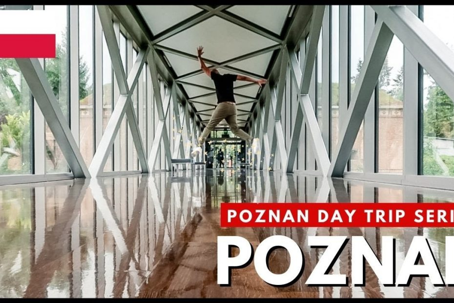 NEVER MISS this Neighbourhood in Poznan 🇵🇱  | POZNAN TRAVEL GUIDE