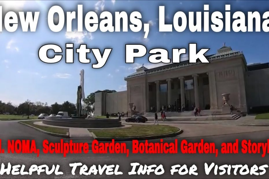 New Orleans City Park  – New Orleans, Louisiana| New Orleans Travel Guide - Episode# 5