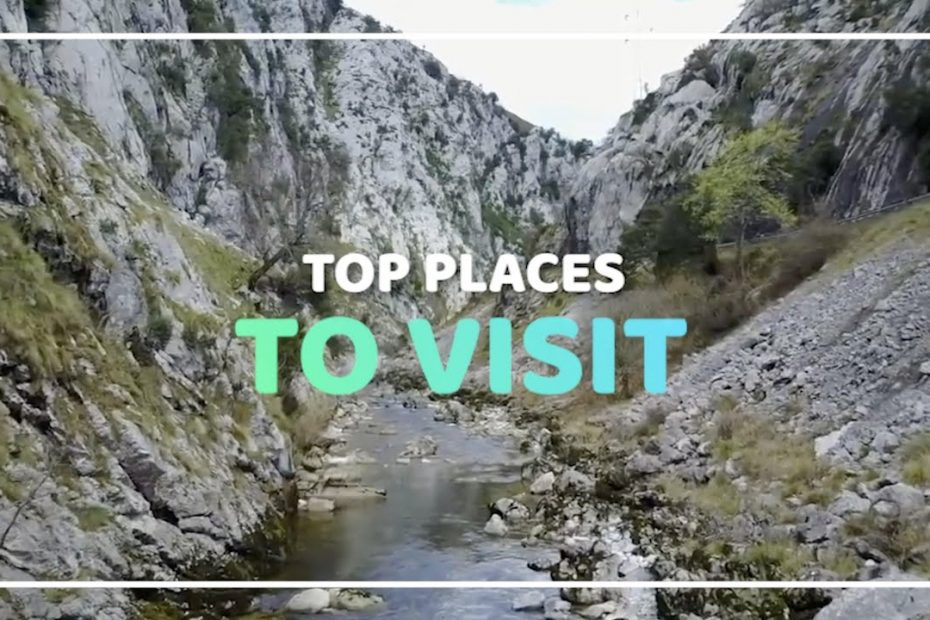 Places Central - Your Travel guide | Channel Intro | Top 5 Travel Destinations