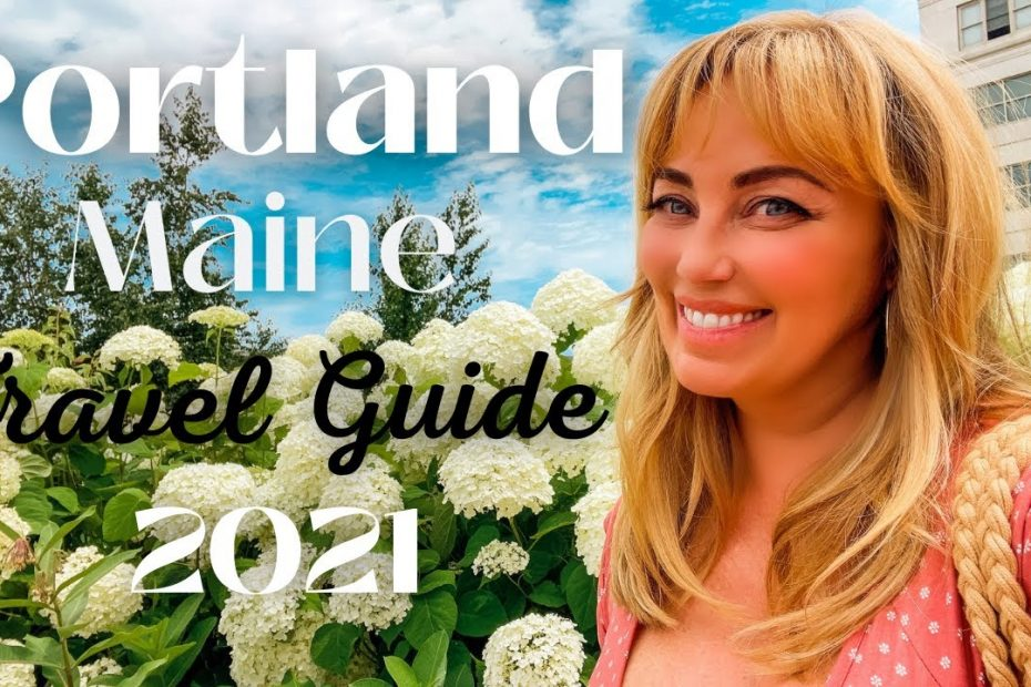 Portland Maine Travel Guide 2021: Fore Street, Scales, Standard Baking Co! Luxury Foodie Paradise!