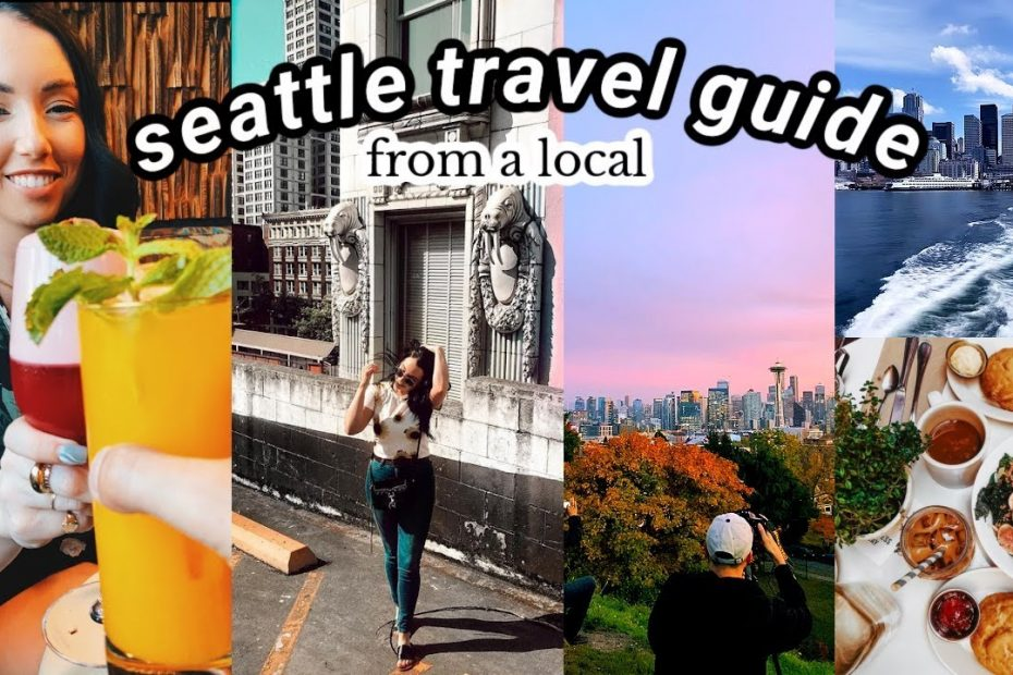 SEATTLE 3 Day *ultimate* TRAVEL GUIDE ITINERARY! What to see, eat & do FROM A LOCAL!