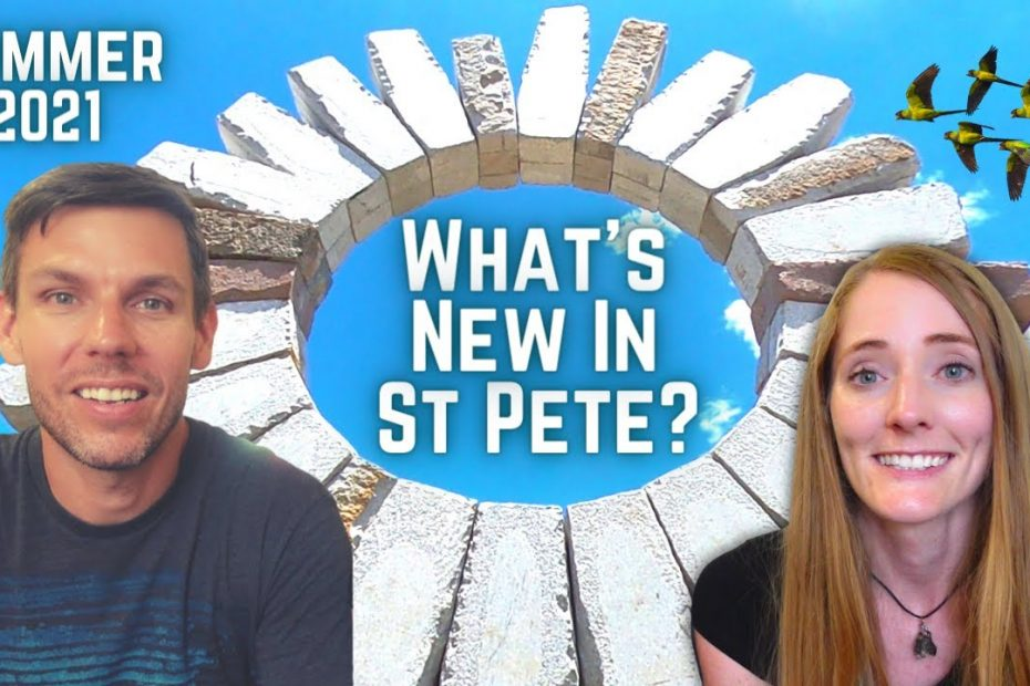 St Pete   Summer 2021   Travel Guide   What's New in St Petersburg FL