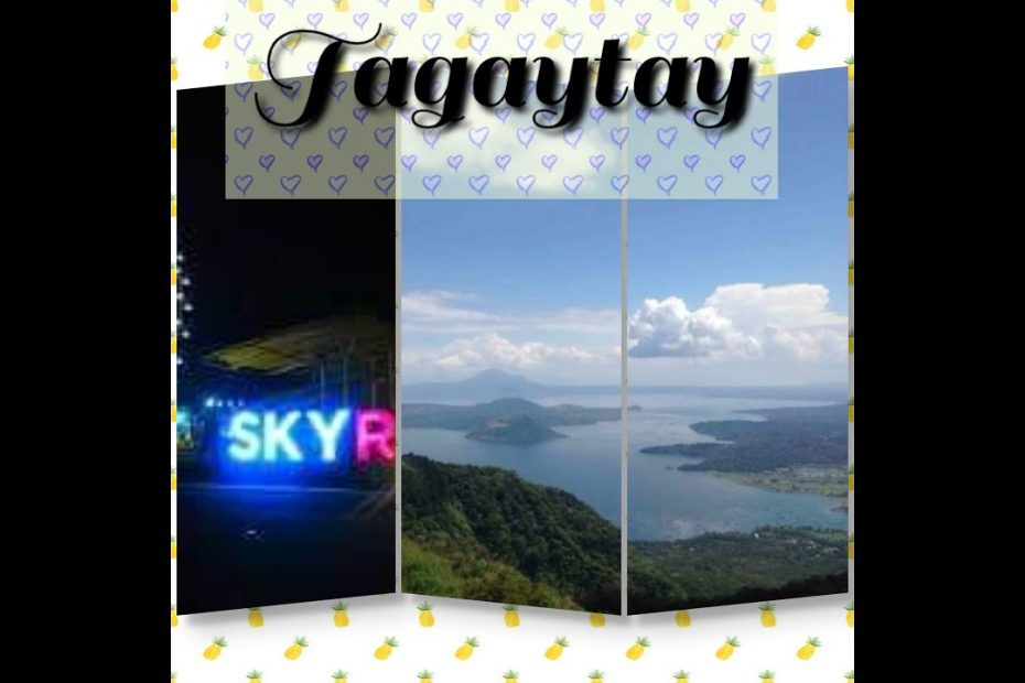TAGAYTAY ULTIMATE TRAVEL GUIDE/TOURIST SPOT