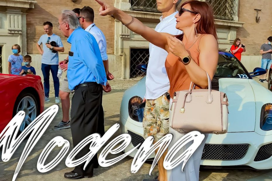 THE BEST MODENA. Italy - 4k Walking Tour around the City - Travel Guide. trends, moda #Italy