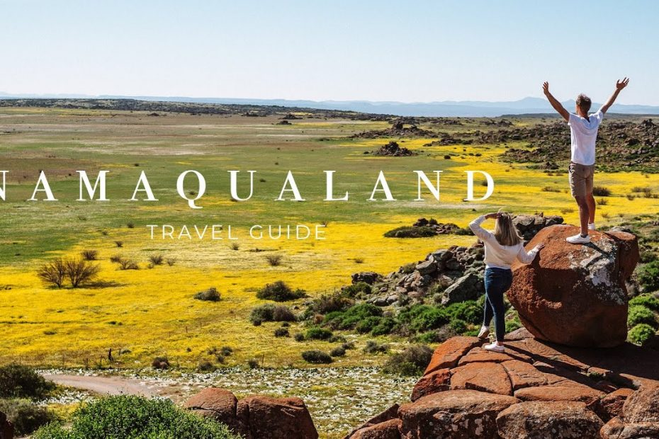 The Namaqualand Flower Route Travel Guide 🌼