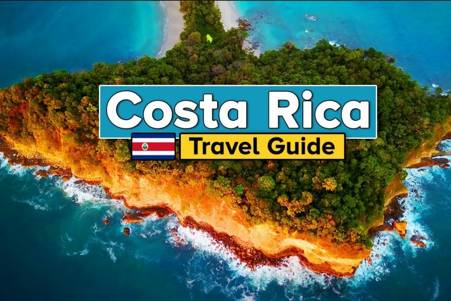 Top 5 Things to do in Costa Rica on the Pacific Coast (Travel Guide)