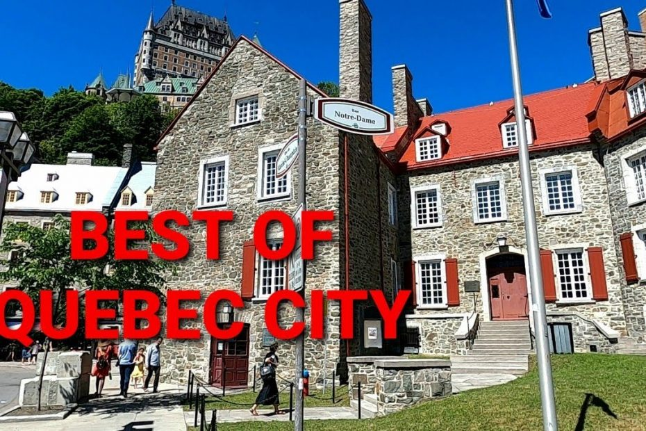 What to do in Quebec City, Canada - Travel Guide & Tips