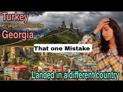 Why you must Visit Georgia/ Georgia Travel Guide / City and Caucasus Mountains of Georgia/ Nightlife