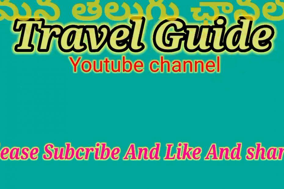 travel guide new videos don't miss it