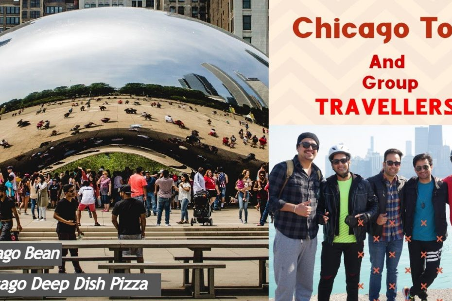 Chicago city tour in Hindi || Chicago Travel Guide || Chicago Pizza  || The Final Chapter Ep 03