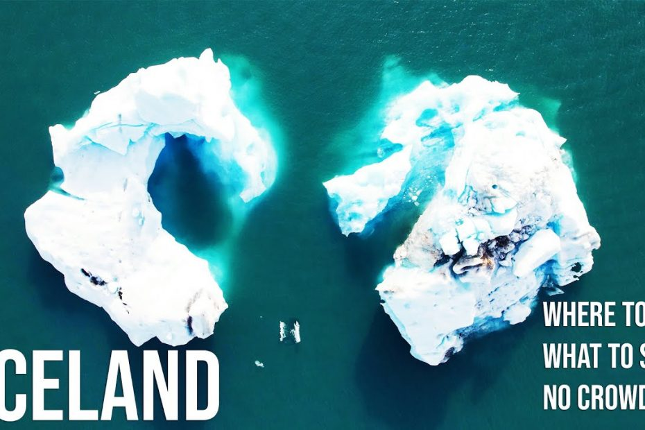 Cinematic Iceland by Drone - Travel Guide for Volcanoes, Canyons & Deserts