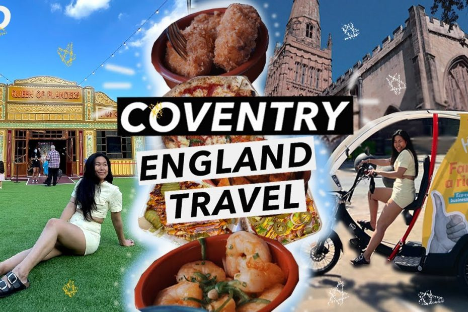 Eating and Exploring Coventry   England UK Food Travel Guide