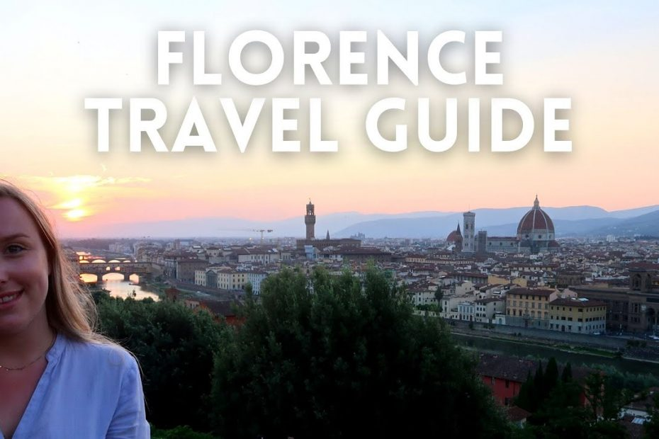 Firenze/Florence Travel Guide 2021 - Italy Video No3