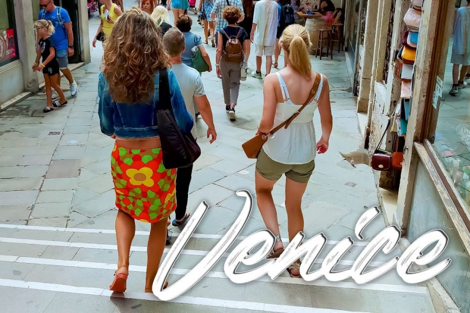 GORGEOUS VENICE. Italy - 4k Walking Tour around the City - Travel Guide. trends, moda #Italy