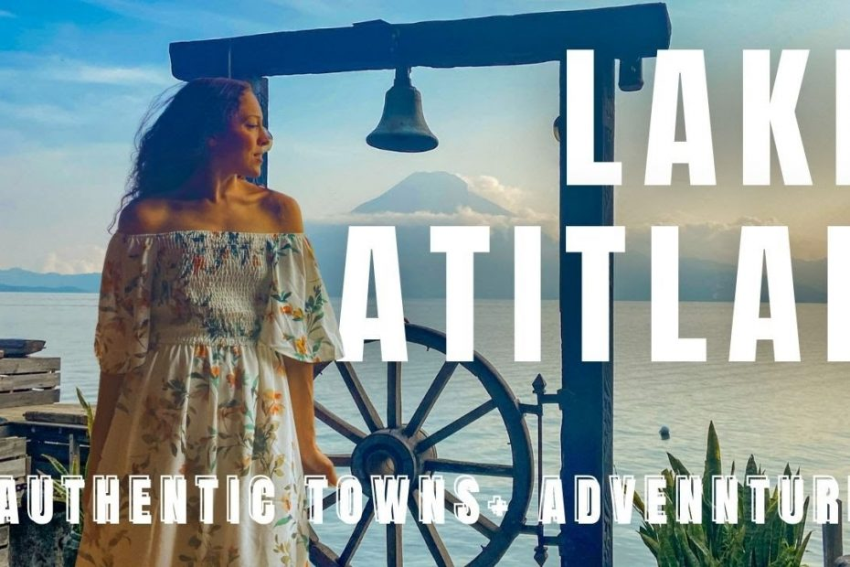 Guatemala Travel Guide : Exploring LAKE ATITLAN's MOST Authentic Towns/Villages + Adventures Part 2