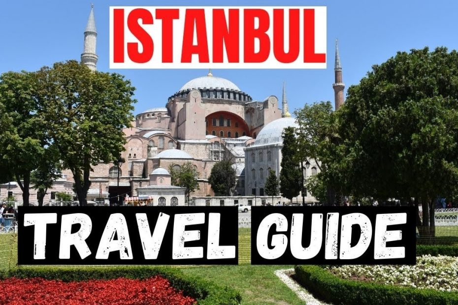 ISTANBUL ULTIMATE TRAVEL GUIDE! (top 10 things to do) 🇹🇷