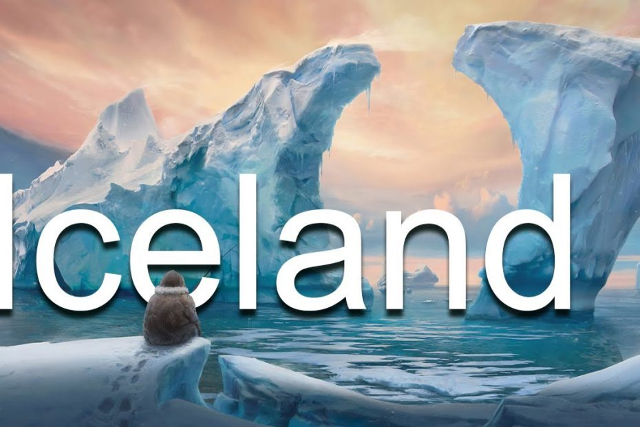 Iceland in 7 Minutes/ full HD Documentary/travel guide Iceland