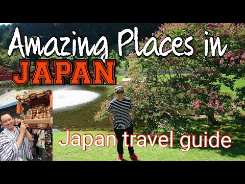 Places you have to visit in Japan/ Japan travel guide