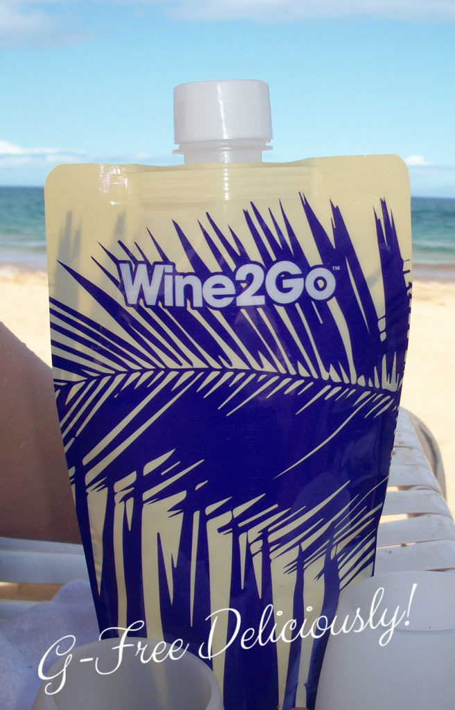 Wine to Go for Vacation