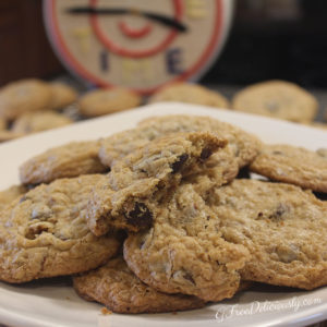 Gluten-Free Retake on America's Classic Chocolate Chip Cookies