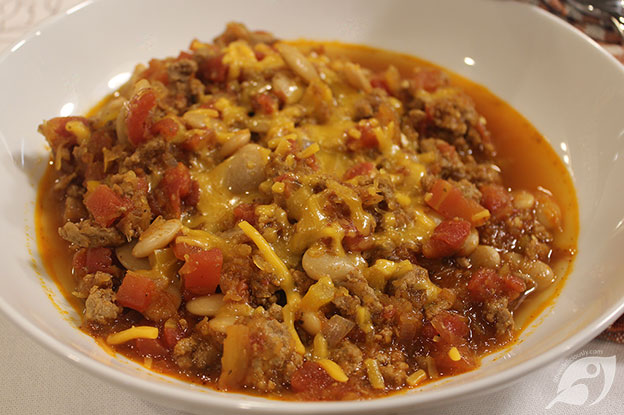 Gluten-Free Food: Hearty, Healthy Turkey Pumpkin Chili