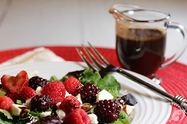 Gluten-Free Food: Balsamic Chocolate Sauce