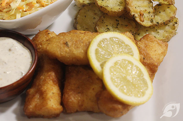 Gluten-Free Food: Crispy Gluten-Free Beer Batter Fish