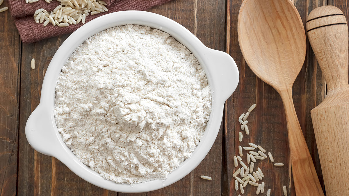 Rice Flours Explained
