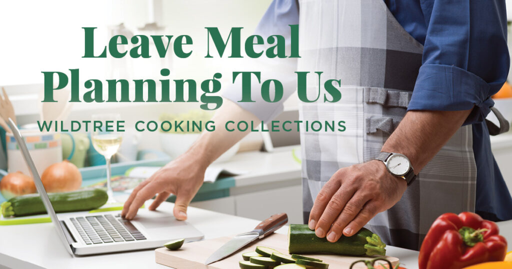 Leave Meal Planning to Us