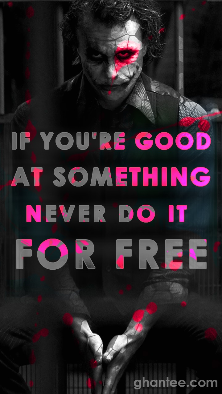 Joker Quotes Images 1