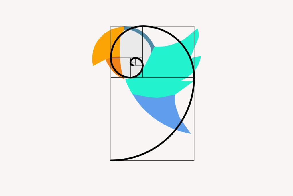 how to use golden ratio in logo design