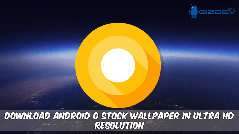 Android O Stock Wallpaper