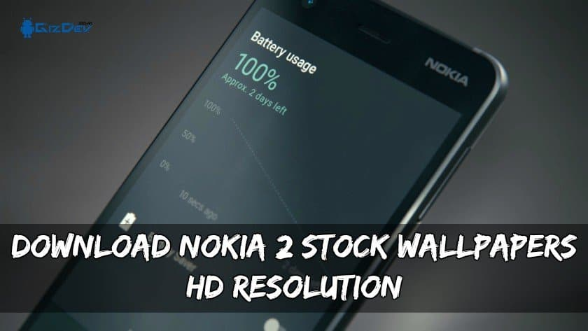 Download Nokia 2 Stock Wallpapers HD Resolution