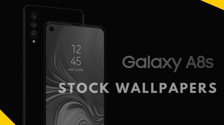 Download Samsung Galaxy A8S Stock Wallpapers In High Resolution