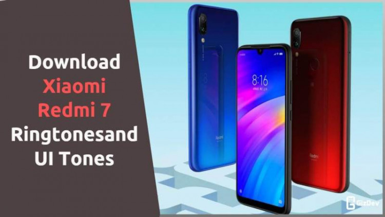 Redmi 7 Ringtones