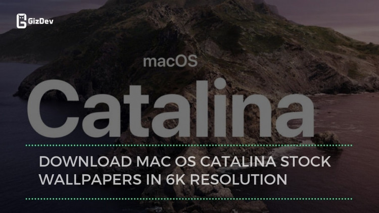 Download MAC OS Catalina Stock wallpapers In 6K Resolution