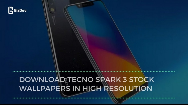 Download Tecno Spark 3 Stock Wallpapers In High Resolution
