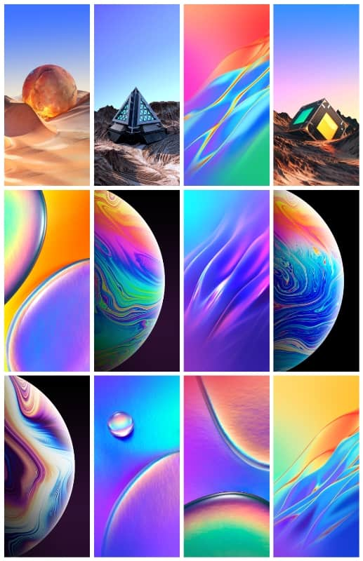 Tecno Camon i4 Wallpapers
