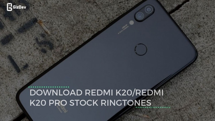 Download Redmi K20Redmi K20 Pro Stock Ringtones
