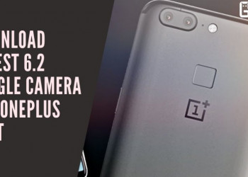 Download Latest 6.2 Google Camera For OnePlus 55T