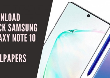 Download Stock Samsung Galaxy Note 10 Live Wallpapers