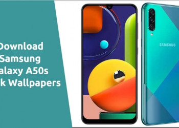 Samsung Galaxy A50s Stock Wallpapers